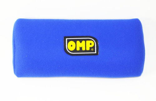 HB//692 OMP RACING SEAT BACK SUPPORT CUSHION SMALL REMOVABLE 3 COLOURS!