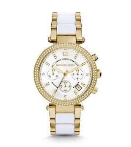 0e3709335ca0 Michael Kors Parker MK6119 Wrist Watch for Women for sale online