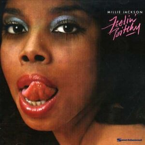 Millie-Jackson-Feeling-Bitchy-New-CD-Expanded-Version-Rmst-UK-Import