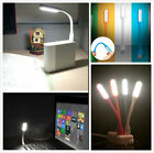 Hot Flexible Bright Mini USB LED Light Computer Lamp for Notebook Laptop Reading