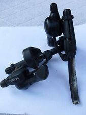 Used Brake levers and rapid fire shifters Shimano deore DX ST-M075 black