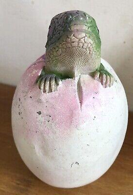 Moldes De Látex Para Hacer Este Lindo Dinosaurio Eclosión Ebay