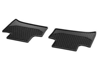 Auto & Motorrad: Teile Auto-anbau- & -zubehörteile Ori Mercedes Benz Allwetter Fußmatten Fond Gummi B-klasse W242 A24268006489g33