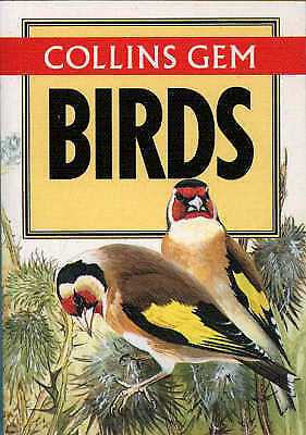 Collins Gem Birds by Martin Woodcock, Richard Perry (Paperback, 1980)
