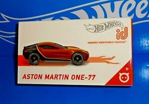 Hot-Wheels-id-Uniquely-Identifiable-Series-1-Speed-Demons-5-Aston-Martin-ONE-77