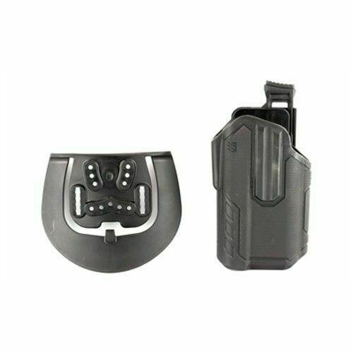 Blackhawk 419001BBL Black LH Omnivore Holster Multi-Fit Surefire X300U-A//B