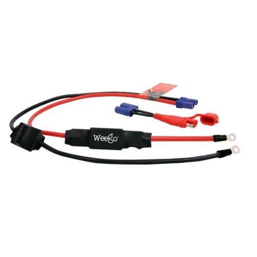Weego Jspt524 Jumpstart Charging 2N1 Powersports Clamp Replacement Tether
