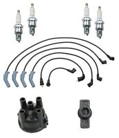 Mitsubishi Mighty Max 87-89 Ignition Kit Wire & Plugs + Cap & Rotor High Quality