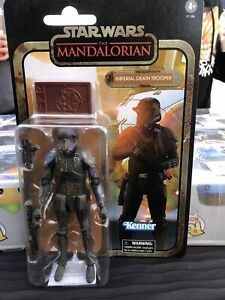 New Star Wars The Black Series Credit Collection Imperial Death Trooper IN HAND