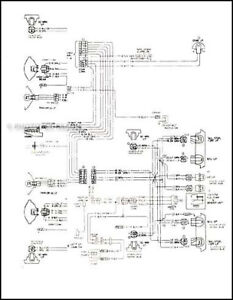 1976 chevy monza foldout wiring diagrams electrical schematic rh ebay com GM Wiring Schematics Wiring Schematic 2004 Chevy 3500