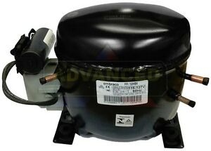 Details about Embraco FFI12HBX-H High Temp Compressor 1/3+ HP, R134a  Replaces AE4440Y-AA1A