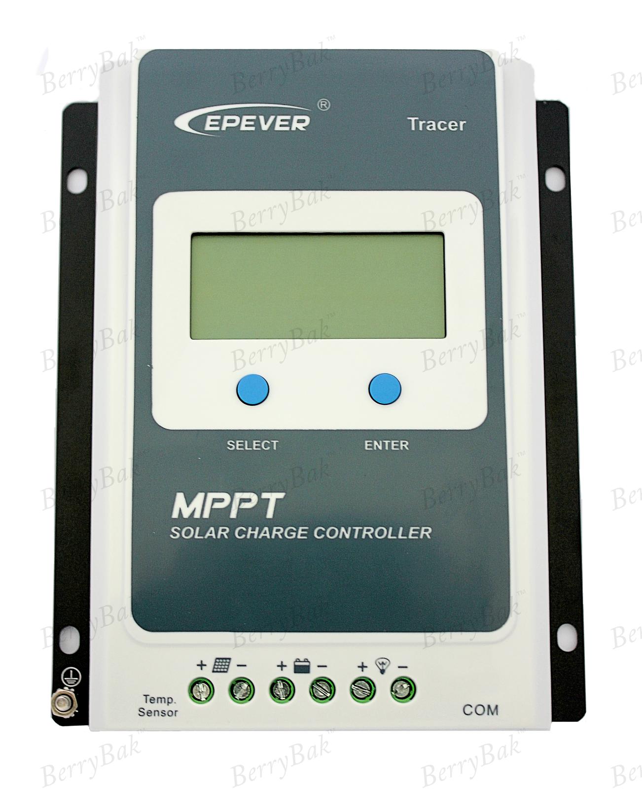 Solarladeregler Tracer MPPT1210A,MPPT2210AN,EPsolar+Zubehör MT50+USBschnittstell