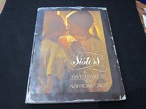 Sisters-by-David-Hamilton-Hard-Cover-Rare