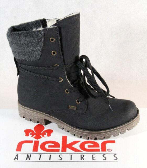 Rieker Ladies Tex Ankle Boots Winter