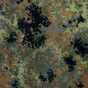 bundeswehr camouflage flecktarn plane stoff wasserdicht ebay. Black Bedroom Furniture Sets. Home Design Ideas