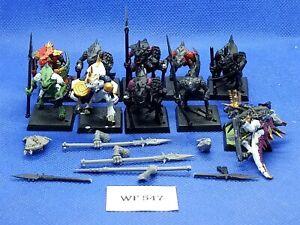 Warhammer-Fantasy-Lizardmen-Saurus-x10-WF547
