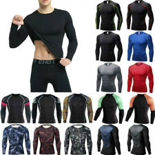Precision Essential Base Layer Compression Sports Gym Tops Long Sleeve Shirt