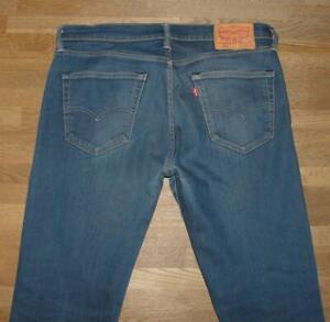 "elastische "" LEVI`S 508 "" Herren- JEANS LEVIS Blue-Jeans in blau ca. W34"" /L32"""