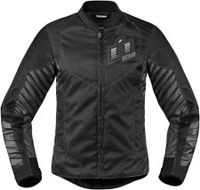 *Fast Shipping* ICON Womens Wireform Motorcycle Jacket (Black or Pink)