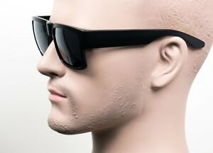 a2203a4545c48 Large Square Cholo Sunglasses Super Dark OG LOC Style Gangster Style Black  ST1