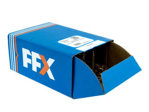 Ffx HH0112600450 6.0 x 50mm hitech multi-purpose vis Yzp 100pk