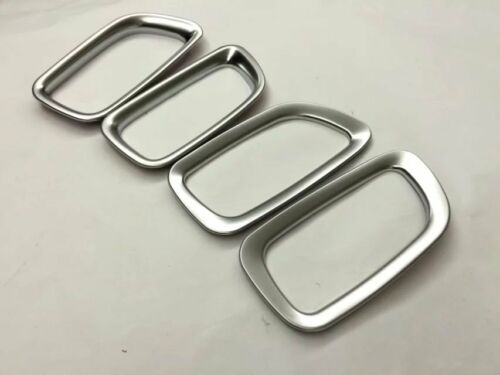 Details about  /For Nissan Murano 2015-2018 ABS Chrome 4 Door Interior Door Bowl Trim