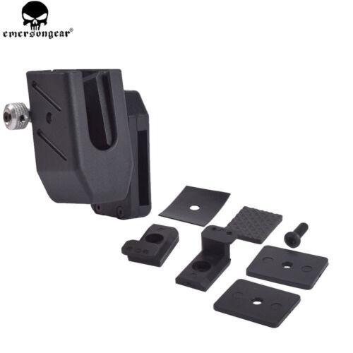 Details about  /IPSC USPSA High Speed Shooting Tactical Belt 4x CR Speed Pistol Magazine Pouch