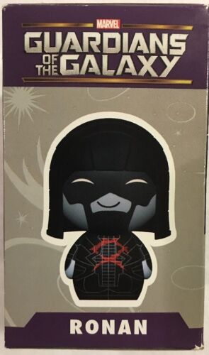 Marvel Guardians Of The Galaxy DORBZ Ronan Vinyl Figure 19 New 2015 FUNKO