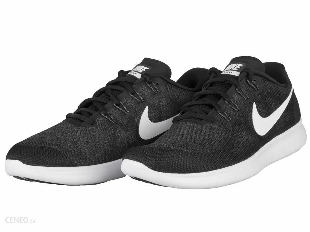 NIKE FREE RN 2017, NEW BLACK RUNNING TRAINERS UK10.5 EU45.5 CM29.5 (880839-001)