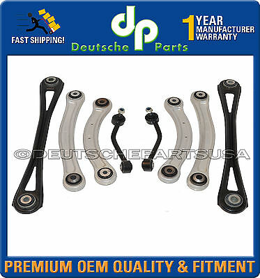 Front Suspension Upper Lower Control Arm Ball Joint Kit Set 4pc for Q7 Touareg