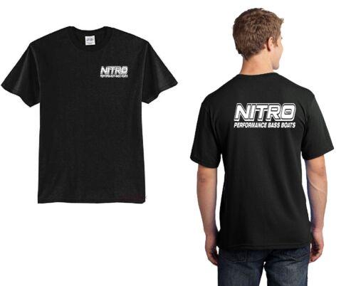 Nitro Bass Boats Black T-Shirt