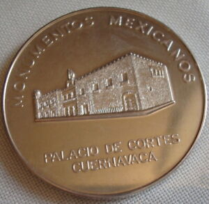 Mexico Medal Silver  please see the coin.1963