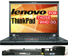 "Lenovo ThinkPad T420 Intel i5 2,50Ghz 4GB 320GB 14""zoll DVDRW  W-LAN Doking"