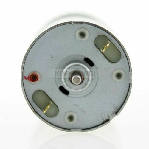 25mm Modellbau Getriebemotor 12V 30 U//min Gleichstrommotor