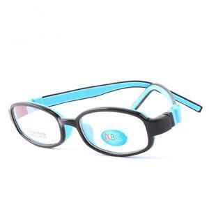 Flexible Safe Glasses Frame TR90 & Silicone Student Kids ...
