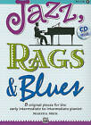 Jazz, Rags & Blues, Book 2  : 8 Original Pieces for the Early Intermediate to Intermediate Pianist by Alfred Publishing Co., Inc. (Mixed media product, 2010)