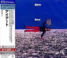 AIRTO free  -blu-spec.- Japan CD NEU OVP/Sealed