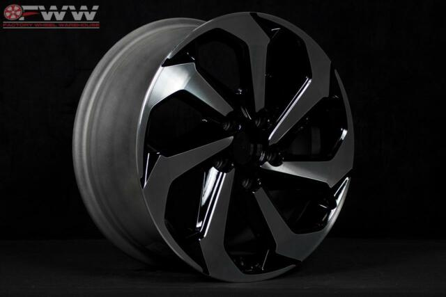 4 Genuine Honda Accord 17 Wheels Tires Rims Oem 2018 Factory