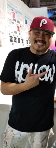 Heren Madsaki Complexcon Maat ZwartZwart T M Murakami Hollow Takashi shirt PkTZiOXu