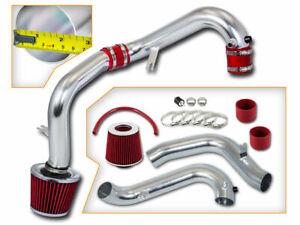 BCP 01-05 Civic 1.7 AT//MT Short Ram Air Intake RED Filter