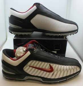 56efd907dfdcd NIB Nike Air Zoom Elite II 336036-063 12 M Men s Golf Shoes NOS Rare ...