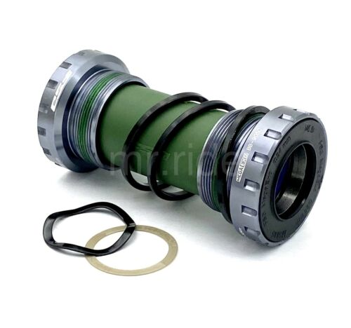 SL-K Crank To 68//73mm Frame FSA MegaExo MTB Bike Bottom Bracket BB-9050 24mm