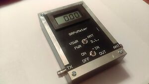 QRPoMeter-Digital-15W-QRP-Wattmeter-Dummy-Load-VSWR-Meter-Kit