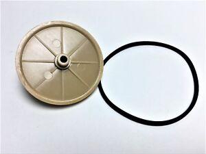 For MARANTZ CD-65DX TDA1541 SAA7220A SAA7210P CDM4 Player Wheel Tray Gear & Belt