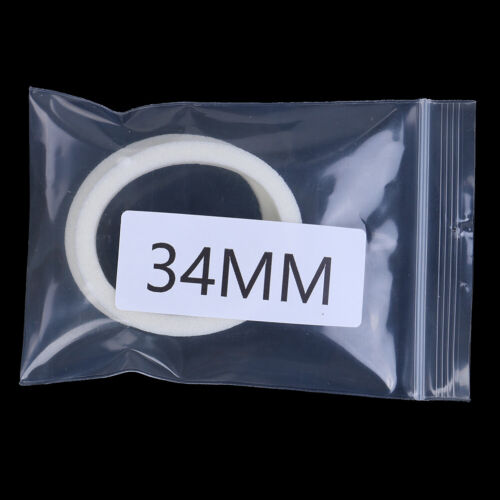 2Pcs Bicycle front fork sponge ring oil foam absorb seal 30//32//34//35//36//38//40mZY