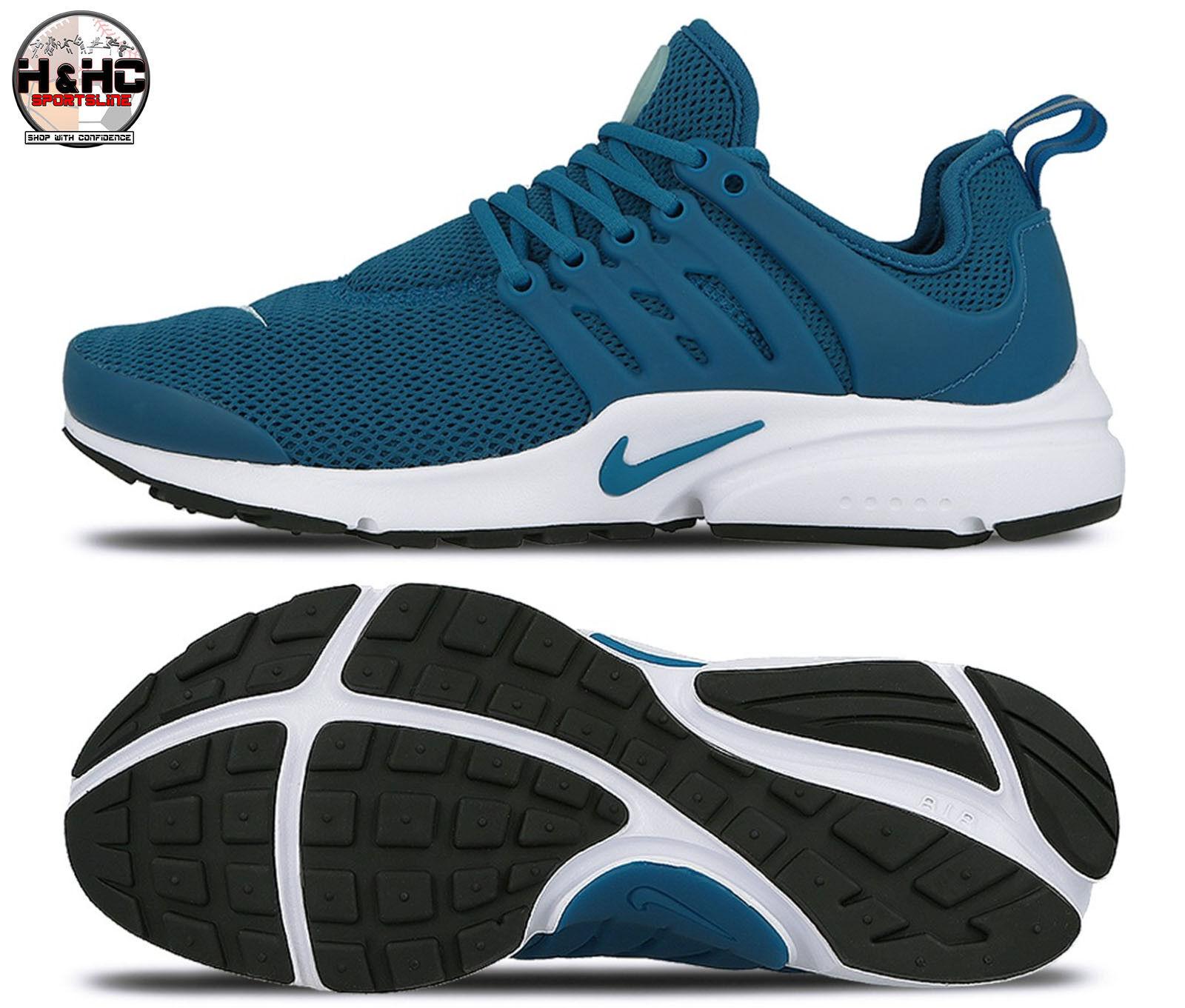 6573e79f4dbb Nike Air Presto 878068 402 Industrial Blue White Women s Shoes Sz Sz Sz 12  713c22