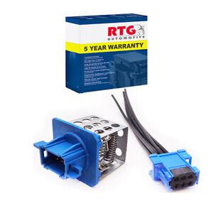 Riscaldatore-Ventilatore-Resistore-Cablaggio-Telaio-si-adatta-a-CITROEN-C5-XSARA-PICASSO-PEUGEOT-206