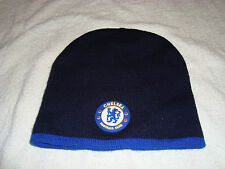 Cappello Hat Zuccotto Poly - CHELSEA - PREMIER LEAGUE - HOME WIN - 100% ACRYLIC