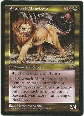 4 PLAYED Emberwilde Caliph Gold Mirage Mtg Magic Rare 4x x4