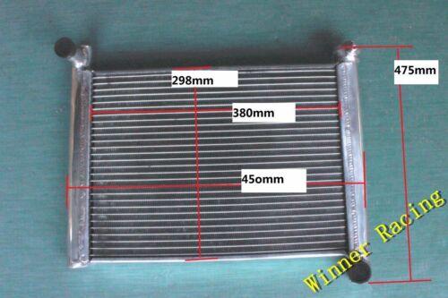 ALUMINUM RADIATOR FOR POLARIS SPORTSMAN 550 11-14//850 11-20;SCRAMBLER 850 13-20